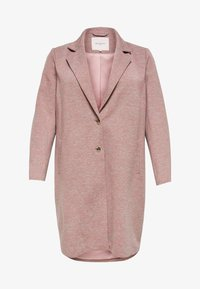 ONLY Carmakoma - CARCARRIE COAT - Manteau court - mocha mousse - 4