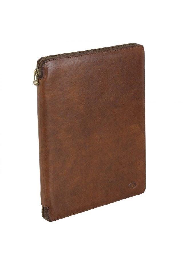 STORY UOMO (32 cm) - Briefcase - marrone