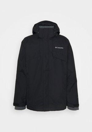 BUGABOO INTERCHANGE JACKET - Zimní bunda - black