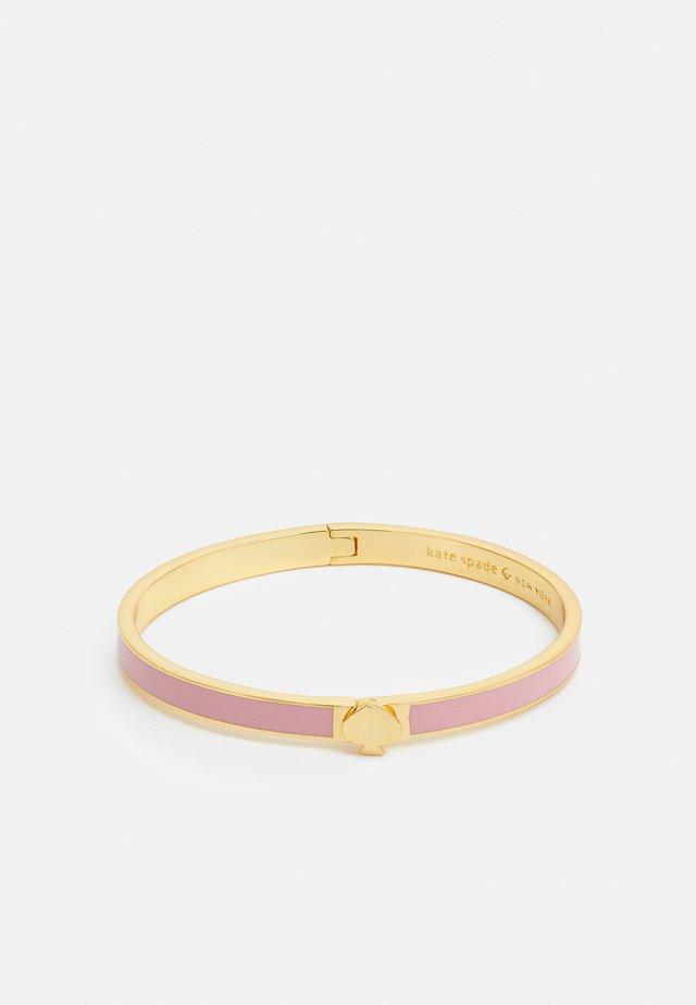 HERITAGE THIN BANGLE - Bracelet - rococo pink
