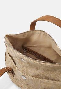 Desigual - BOLS SUMMER AQUILES LOVERTY - Handbag - beige - 2