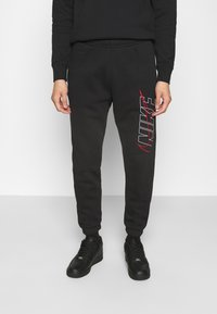 Nike Sportswear - SUIT SET - Träningsset - black - 4