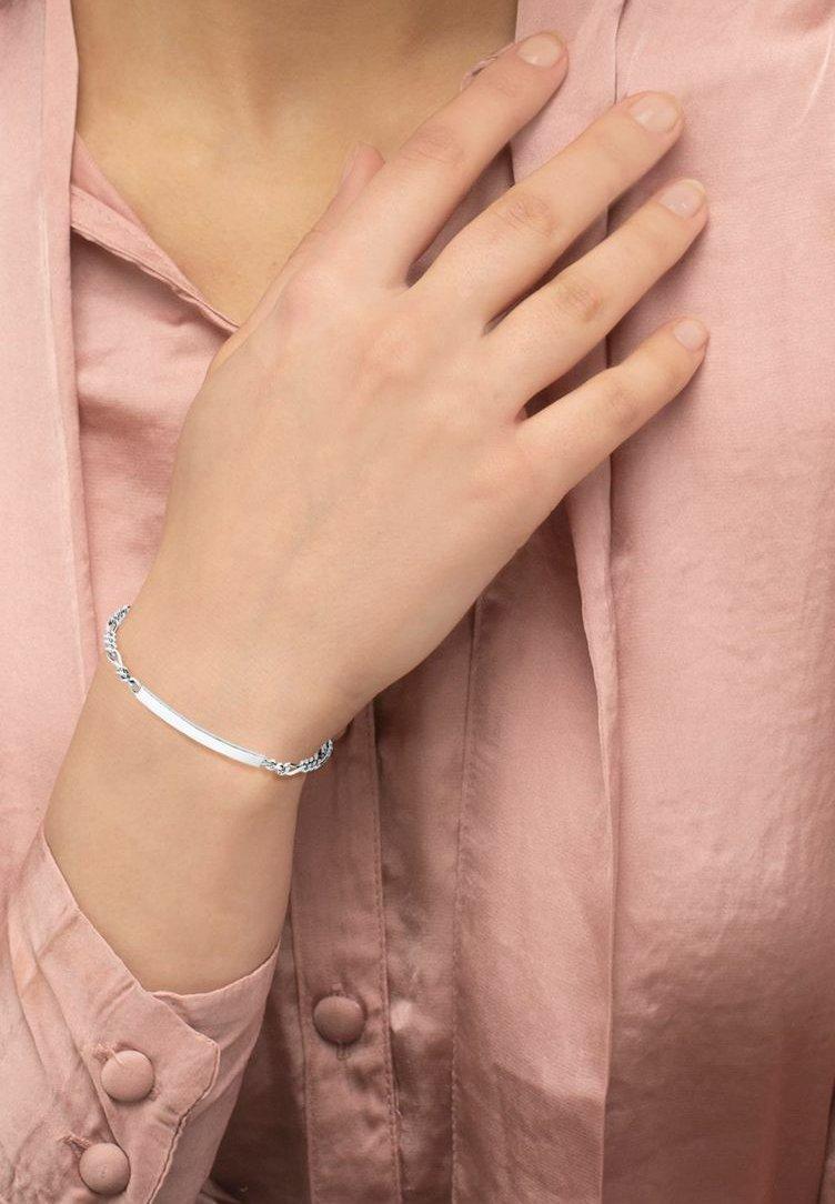 amor - Bracelet - silber