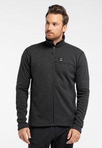 Haglöfs - SWOOK JACKET  - Fleece jacket - slate - 0