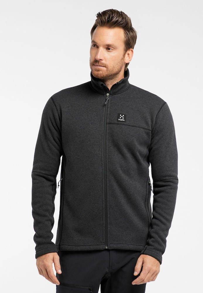 Haglöfs - SWOOK JACKET  - Fleece jacket - slate