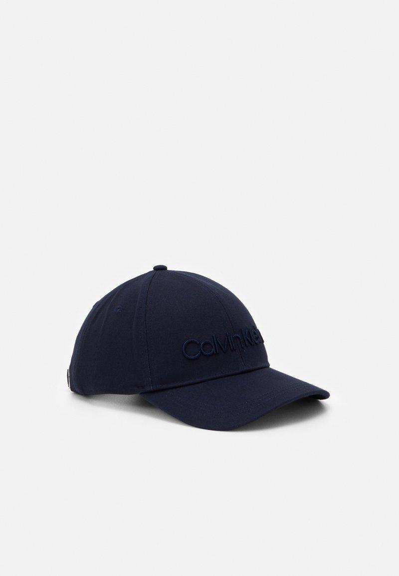 Calvin Klein - EMBROIDERY  - Cap - dark blue