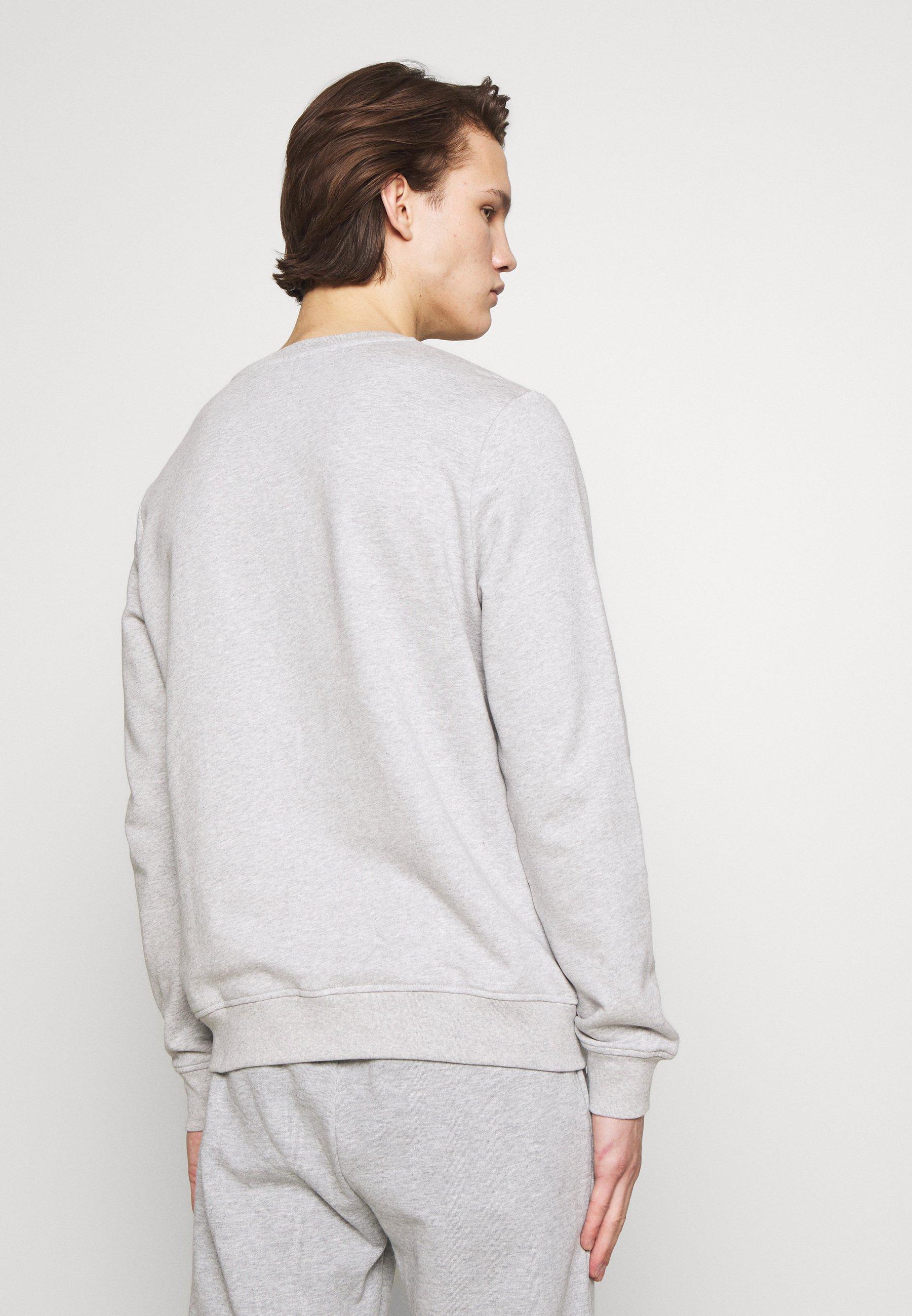 KARL LAGERFELD CREWNECK - Sweatshirt - grey