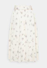 Cream - MENORCA SKIRT - A-line skirt - eggnog - 1
