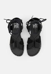 Mis Pepas - Sandals - black - 5