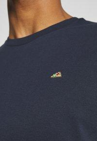 REVOLUTION - Basic T-shirt - dark blue - 5