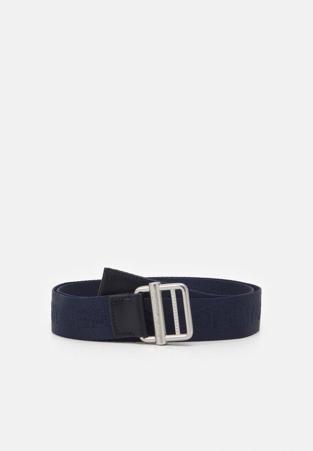 ESSENTIAL BELT  - Pásek - blue