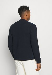 Only & Sons - ONSPRESLEY QUILTED JACKET  - Gilet - dark navy - 2
