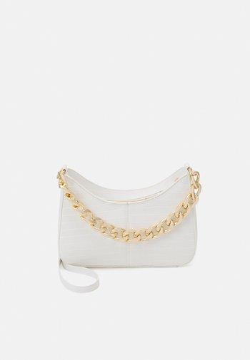 CHAIN BODY - Handbag - white