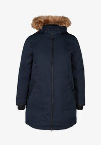 Zizzi - Winter coat - dark blue - 5