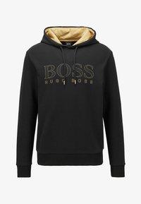 BOSS - SOODY - Sweat à capuche - black - 3