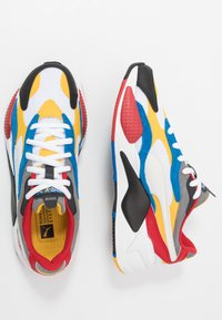 Puma - RS-X UNISEX - Trainers - white/spectra yellow/black - 1