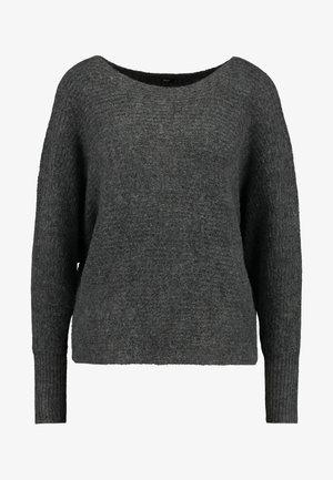 ONLDANIELLA  - Sweter - dark grey melange