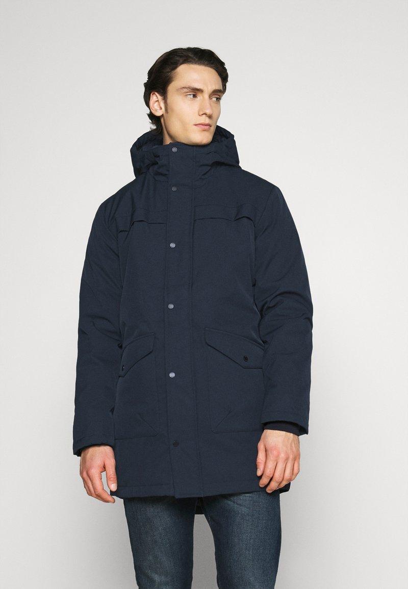 Minimum - LYNGDAL - Winter coat - dark saphire