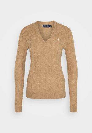Sweter - luxury beige heat