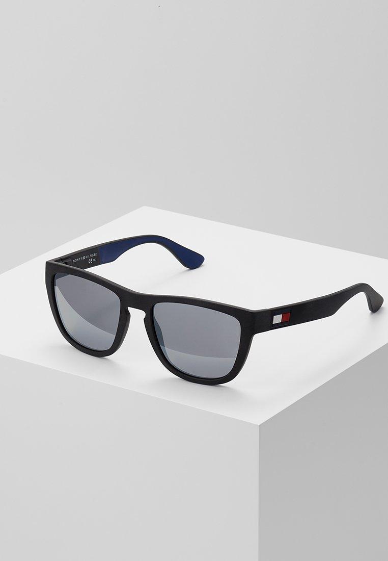 Tommy Hilfiger - Sluneční brýle - matt black