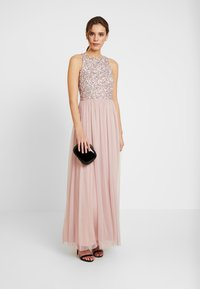 Lace & Beads - PRIYA PICASSO - Occasion wear - pink - 2