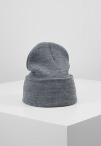 Converse - CHUCK PATCH TALL BEANIE - Beanie - vintage grey heathered - 2