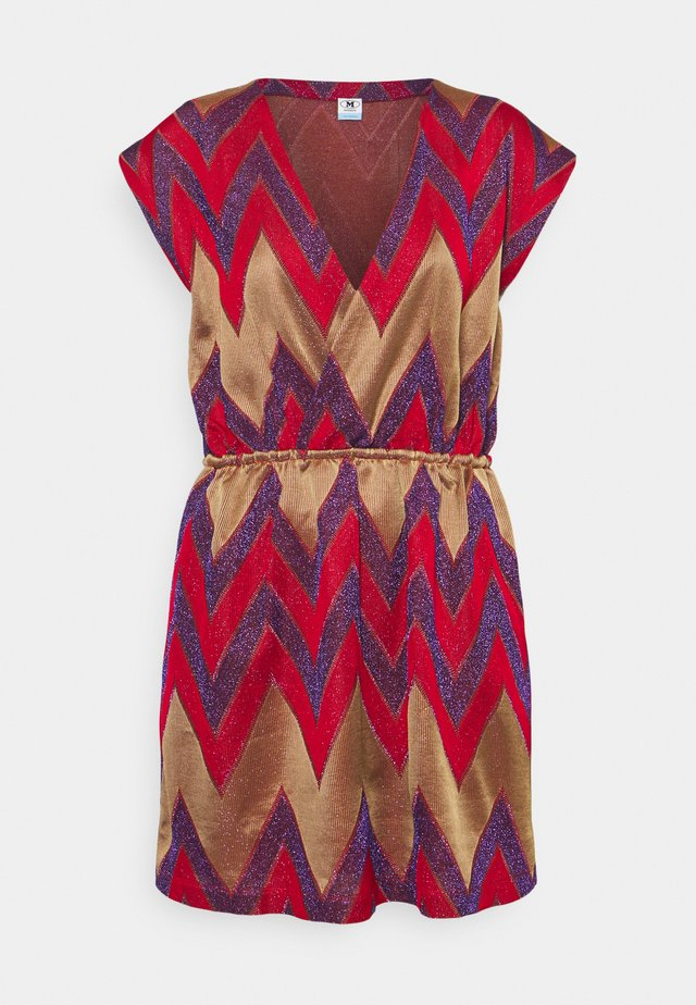 ABITO - Jumper dress - multi-coloured
