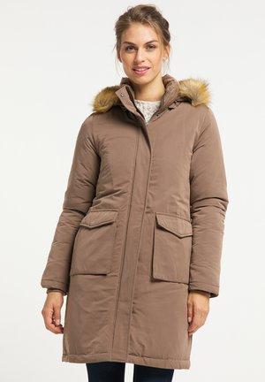 Winter coat - schlamm