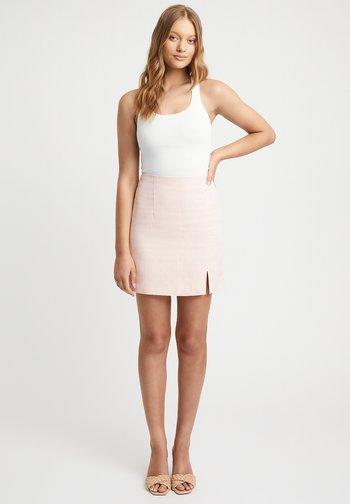 Mini skirt - g peche