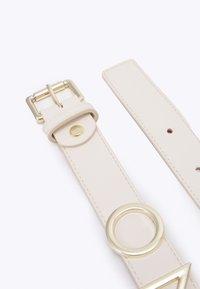 Valentino Bags - EMMA WINTER - Belt - ecru/oro - 1