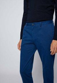 BOSS - C-GENIUS - Suit trousers - dark blue - 3