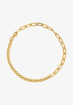 HYBRID - Armband - gold