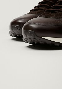 Massimo Dutti - High-top trainers - brown - 6