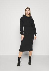 Topshop - Day dress - black - 0