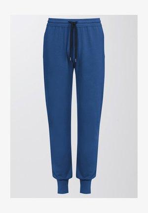 Pyjama bottoms - tropical blue