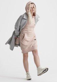 Superdry - ORANGE LABEL  - Day dress - dusty pink - 1