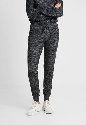 COZY - Teplákové kalhoty - black