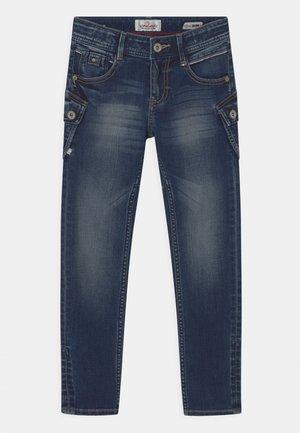 DUCA - Slim fit jeans - cruziale blue