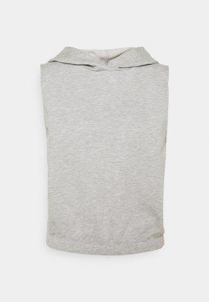 ONLDREAMER LIFE HOOD - Sweater - light grey melange