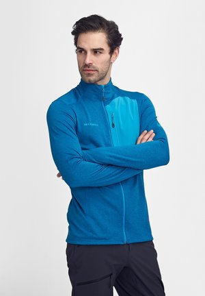 ACONCAGUA - Training jacket - blue