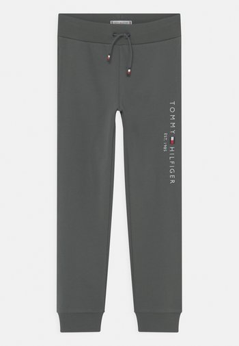 ESSENTIAL UNISEX - Tracksuit bottoms - green slate