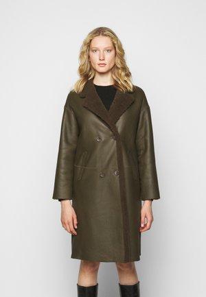 JACKET - Zimní kabát - verde