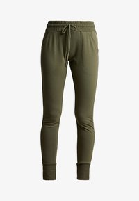 Free People - FP MOVEMENT SUNNY SKINNY SWEAT - Träningsbyxor - army - 4