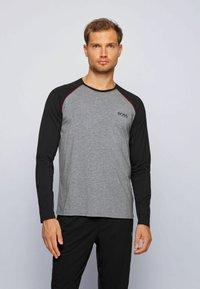 BOSS - Nachtwäsche Shirt - grey - 5