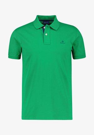 RUGGER - Polo shirt - tanne