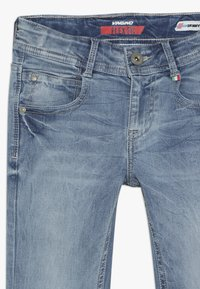 Vingino - APACHE - Jeans Skinny Fit - mid blue wash - 4