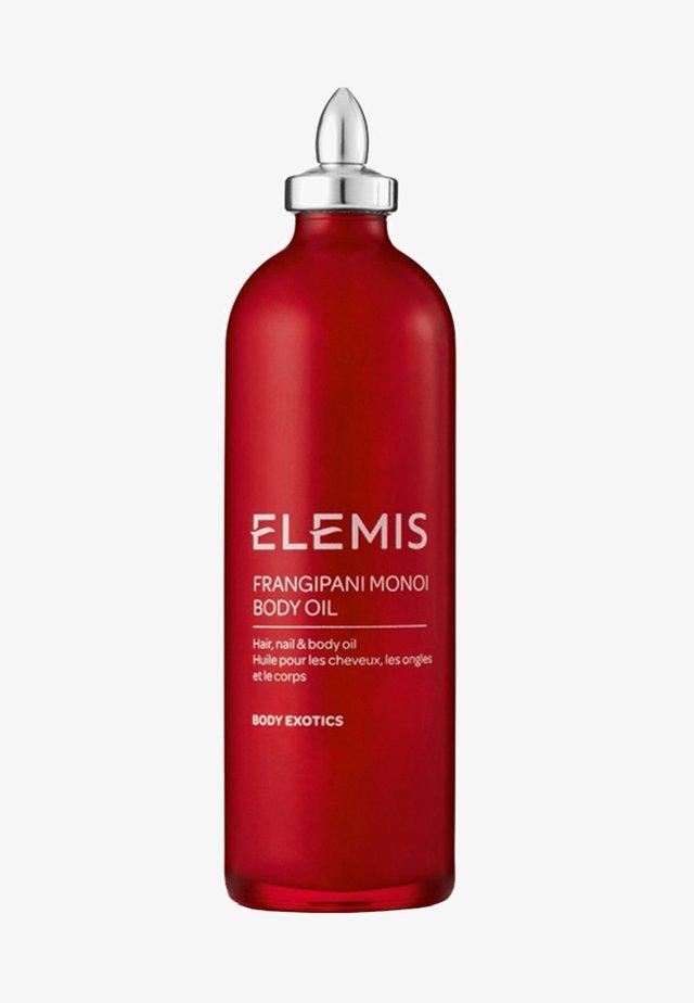 ELEMIS SP@HOME FRANGIPANI MONOI BODY OIL - Hair treatment - transparent