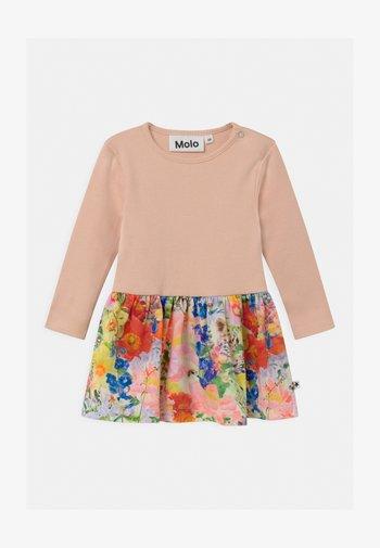 CAREL - Jersey dress - multi-coloured