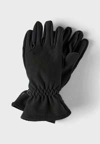 Name it - ALFA SOFTSHELL - Gloves - black - 1