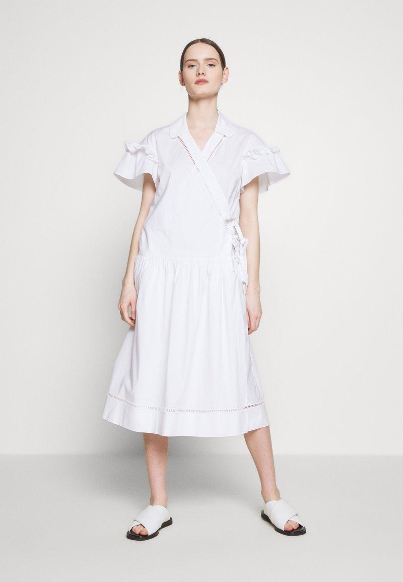 Vivetta - DRESSES - Freizeitkleid - white